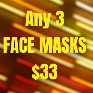IN STOCK Let Me Help You Find 3 Quality Face Masks
